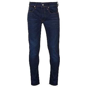 G Star Mens 3301 Slim Jeans