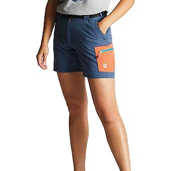 2 b Damen Dare Softshell leichtes Wandern Shorts Revify