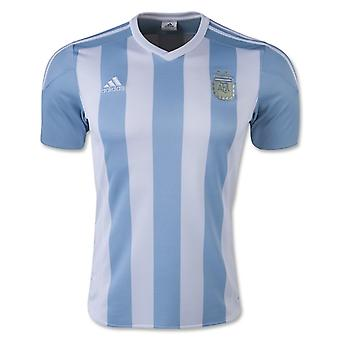 2015-2016 Argentina casa Adidas Football Shirt (Kids)