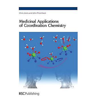 Medicinale toepassingen van Coördinatiechemie door Sadler & Peter J