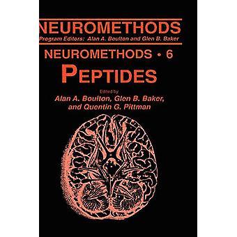 Peptides by Boulton & Alan A.