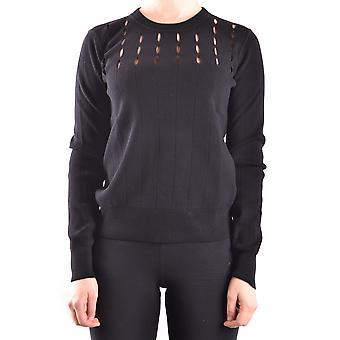 Michael Kors Black Viscose Sweater