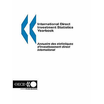 Anuário de estatísticas de investimento directo internacional 2000 pela OCDE. Publicado por publicação da OCDE