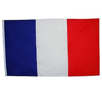 French Flag. 3' x'5'. Cloth