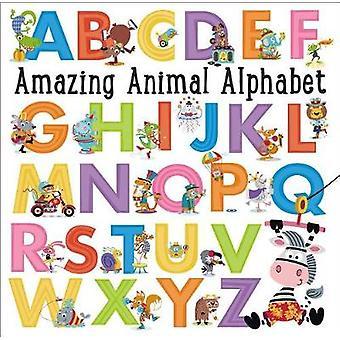 Amazing Animal Alphabet by Thomas Nelson - 9781785986512 Book