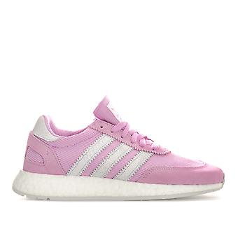 Womens Adidas Originals I-5923 formateurs en clair lilas/Crystal White