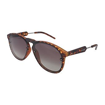 Polaroid Men Brown Sunglasses--PLD6898480