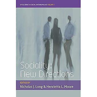 Sozialität: Neue Richtungen (Wyse Serie in Sozialanthropologie)