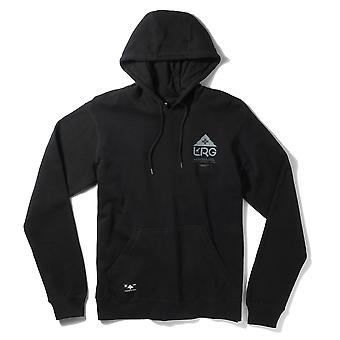 Lrg One Icon Pullover Hoodie Black