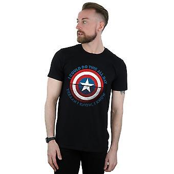 Marvel Men's Avengers Endgame Do This All Day T-Shirt