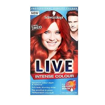 Schwarzkopf Live Intense Color - Real Red (035)
