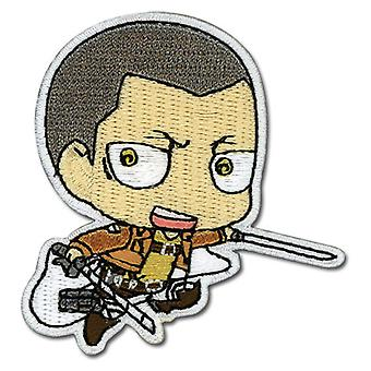 Patch - Attack on Titan - New SD Conny Anime Licensed ge44991