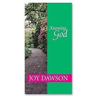 Knowing God (From Joy Dawson)