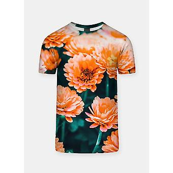 Bloom  sublimation adult t-shirt