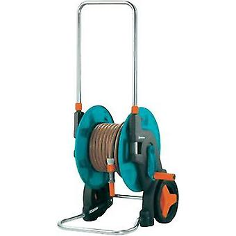 Hose reel cart 13 mm 1/2  20 m Grey, Orange, Green