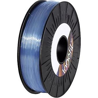 Filament Innofil 3D PLA-0026B075 PLA plastic 2.85 mm Ice blue (translucent) 750 g