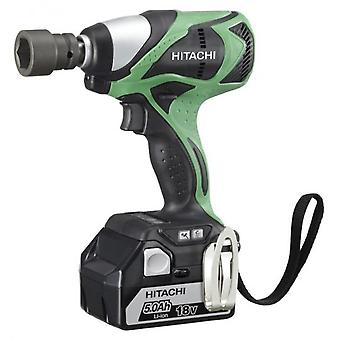 Hitachi 5.0Ah impact screwdriver