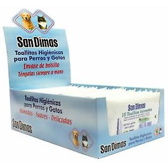 Sandimas Pocket Wipes - (15 u.) (Dogs , Grooming & Wellbeing , Deodorants)