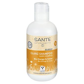 Sante släta Conditioner 200Ml Orange & Coco