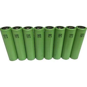 Non-standard battery (rechargeable) 18650 LiFePO4 Sony