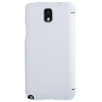 Cell phone cover case voor Samsung Galaxy touch 3 N9000 wit geborsteld