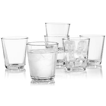 Eva solo glasses 6 piece 25 cl for hot and cold beverages