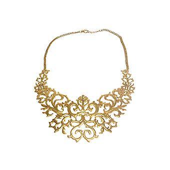 Romantic statement necklace