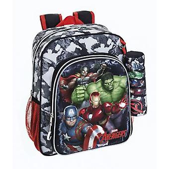 Safta Mochila Junior Adaptable Carro Avengers Gallery Edition