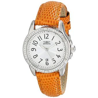 Invicta  Angel 16338  Leather  Watch
