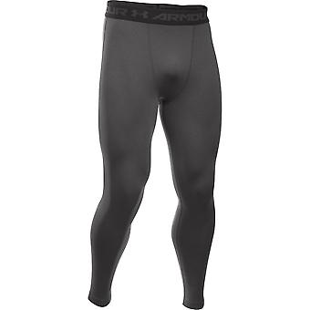 Onder Armour HeatGear Armour compressie Baselayer Leggings strakke houtskool