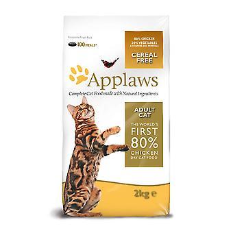 Applaws kat tør Adult kylling 2kg