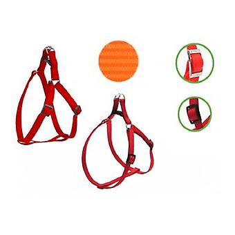 Camon Harness Nylon Orange N.1 (Dogs , Walking Accessories , Harnesses)