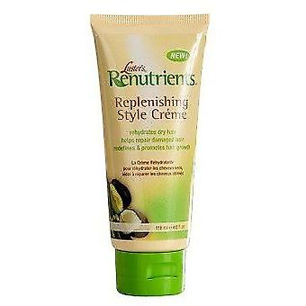 Luster's Products Replenishing Creme Style Renutrients 4Oz 599
