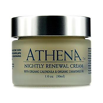 Athena Nightly Renewal Cream - 30ml/1oz