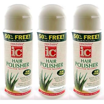 Fantasia IC Hair Polisher Daily Hair Treatment (3 Pack)