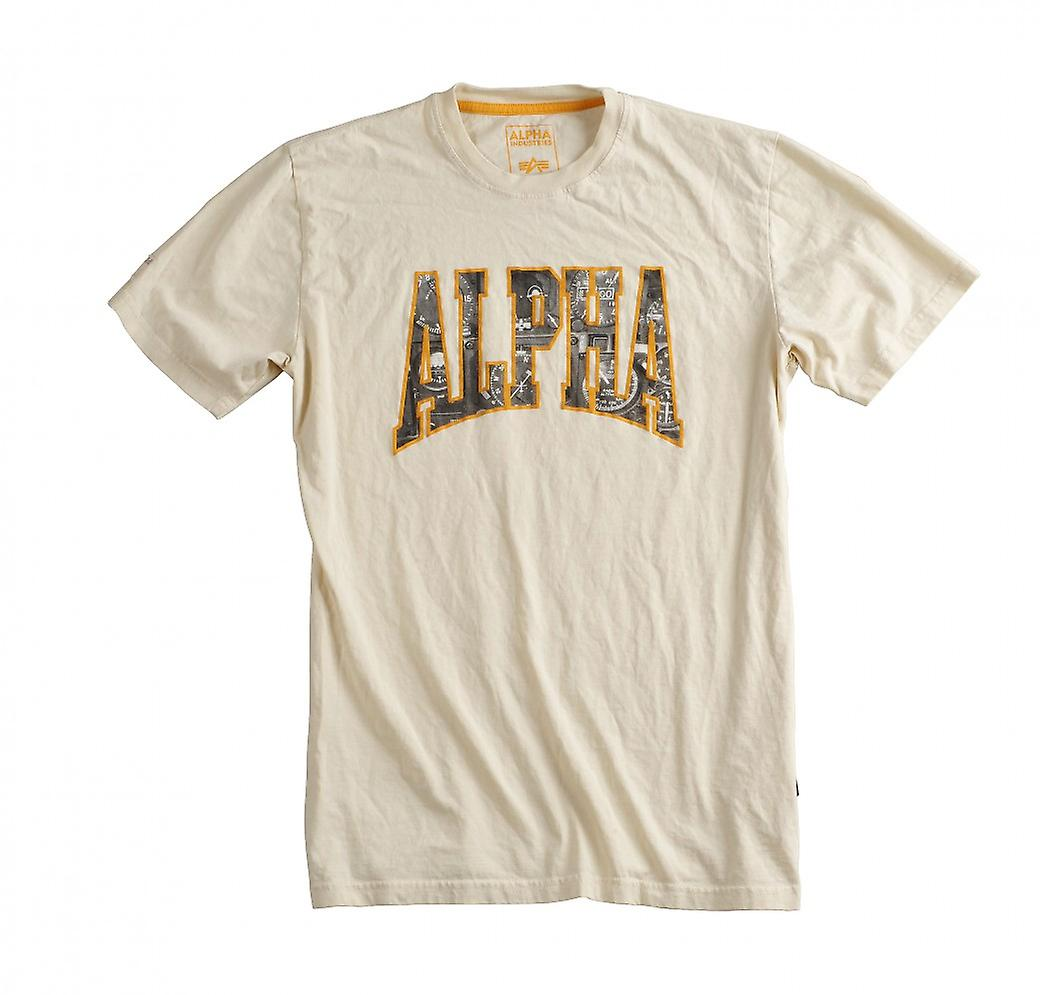 Alpha Industries T-Shirt Photo Print T