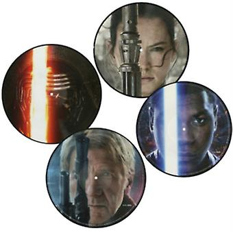 Star Wars: The Force Awakens (picture disc) [VINYL] by John Williams