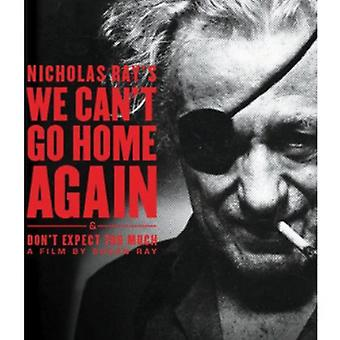 Wir can't Go Home Again [BLU-RAY] USA importieren