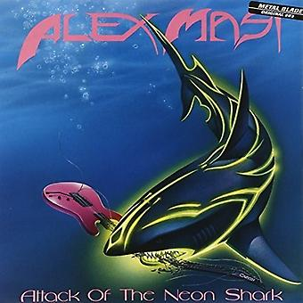 Alex Masi - Attack av Neon Shark [Vinyl] USA import