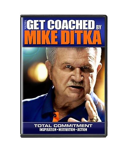 Get Coached - By Mike Ditka [DVD] USA import