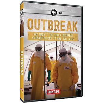 Front: Ausbruch [DVD] USA importieren