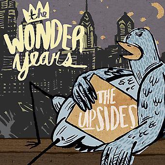Wonder Years - Upsides [CD] USA import