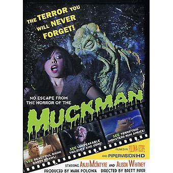 Muckman [DVD] USA importerer