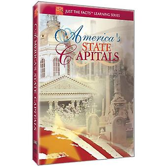 Just the Facts - America's State Capital [DVD] USA import