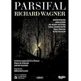 R. Wagner - Richard Wagner: Parsifal [Video] [DVD] USA import