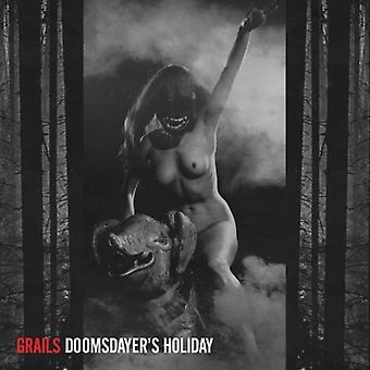 Grails - importación de Estados Unidos de vacaciones [CD] de Doomsdayer