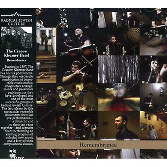 Cracow Klezmer Band - Remembrance [CD] USA import