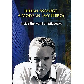 Julian Assange: A Modern Day Hero? [DVD] USA import