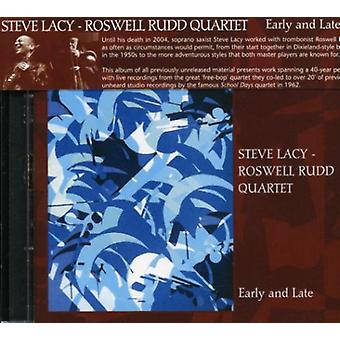 Steve Lacy & Roswell Rudd Quartet - Early & Late [CD] USA import