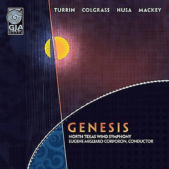 Corporon: North Texas vinde - Genesis [CD] USA importerer